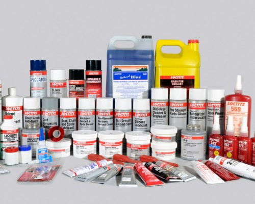 Adhesives, Sealants and Epoxy Loctite