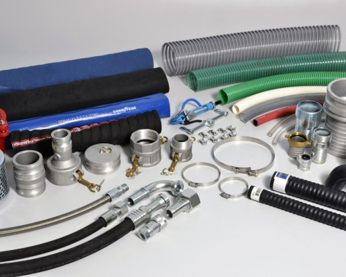 Hidraulic, Industrial Hoses & accessories
